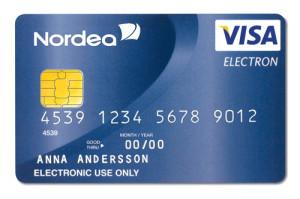 Luottokortti visa