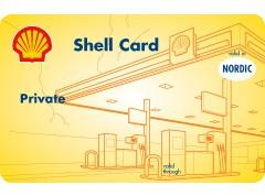 Shell luottokortti