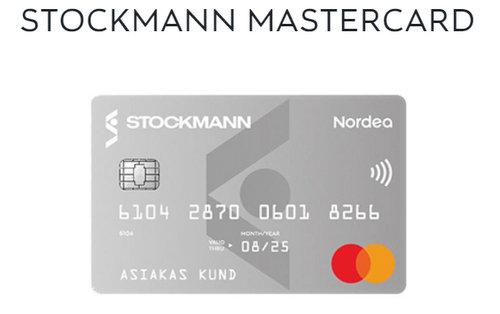 Stockmann Mastercard Saldo
