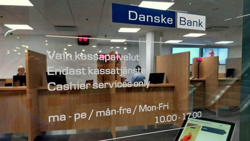 Verkkopankkitunnukset Danske Bank